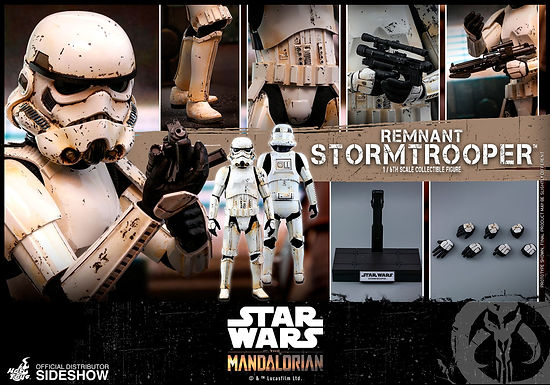1:6 Remnant Stormtrooper