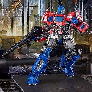 Transformers: Bumblebee Masterpiece Movie Series MPM-12 Optimus Prime