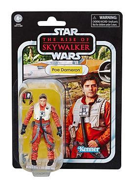 Star Wars Vintage Collection Action Figure Poe Dameron (Episode IX)