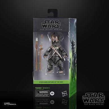 Star Wars Black Series Action Figure Wave 26 Teebo