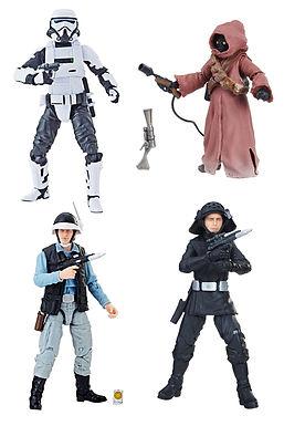 Star Wars Black Series Action Figures 15 cm 2018 Wave 4