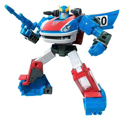 Transformers Generations War for Cybertron: Earthrise Action Figure Smokescreen
