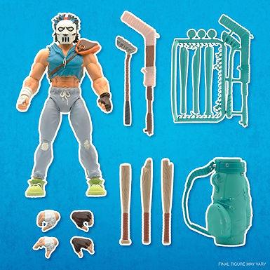 Teenage Mutant Ninja Turtles Ultimates Action Figure Casey Jones 18 cm