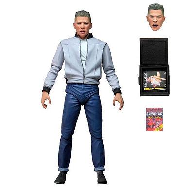 Back to the Future Ultimate Biff Tannen articulated figure 18cm