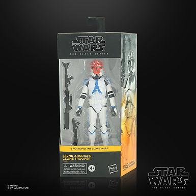 Star Wars Black Series Clone Wars Ahsoka Loyalist Clone Trooper