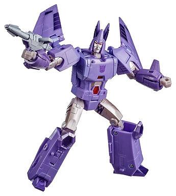 Transformers Generations War for Cybertron: Kingdom Voyager 2021 Cyclonus