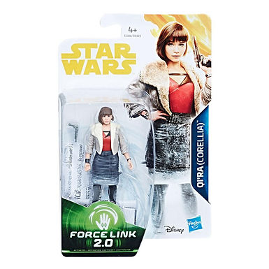 Star Wars Force Link 2.0 Action Figure Qi'ra