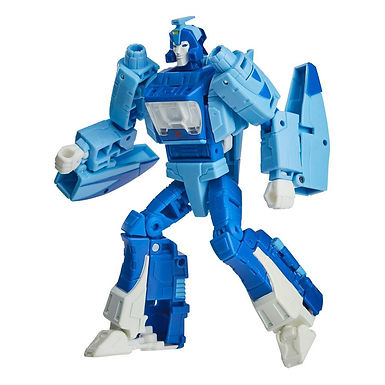 Transformers Studio Series Deluxe Class 1986 Movie Wave 1 Blurr
