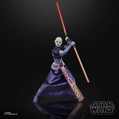 Star Wars Black Series Asajj Ventress (The Clone Wars)