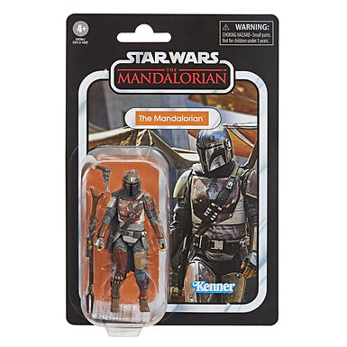Star Wars Vintage Collection Action Figure The Mandalorian