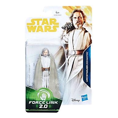 Star Wars Force Link 2.0 Action Figure Luke Skywalker Jedi Master