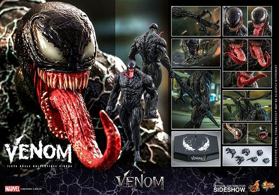 Hot Toys 1:6 Venom