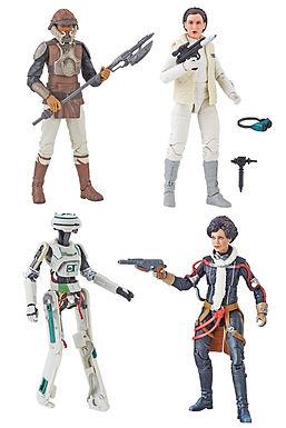 Star Wars Black Series Action Figures 15 cm 2018 Wave 5