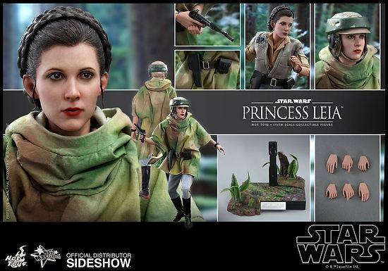 1:6 Princess Leia - Endor Outfit