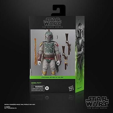 Star Wars Episode VI Black Series Deluxe Action Figure 2021 Boba Fett