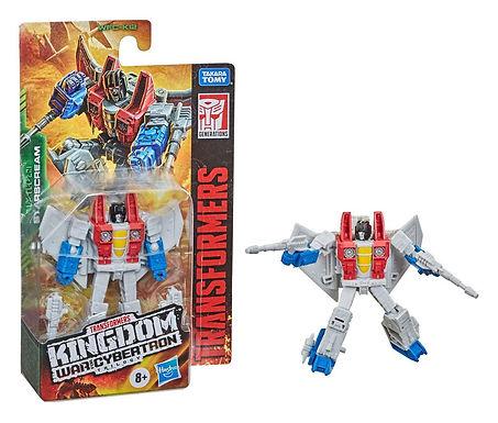 Transformers Generations War for Cybertron: Kingdom Core Class Starscream