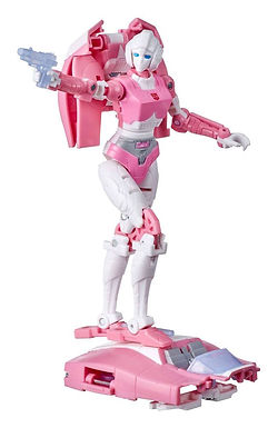 Transformers Generations War for Cybertron: Kingdom Deluxe Arcee