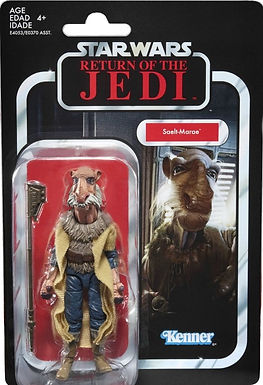 Star Wars Vintage Collection Action Figure Yakface