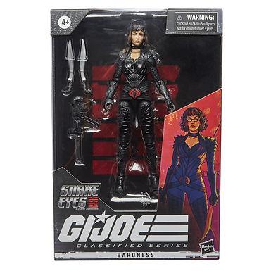 G.I. Joe Classified Series Baroness