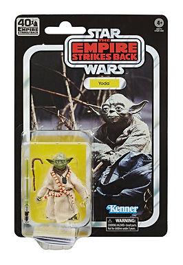 Star Wars Black Series Action Figure 40th Anniversary Yoda