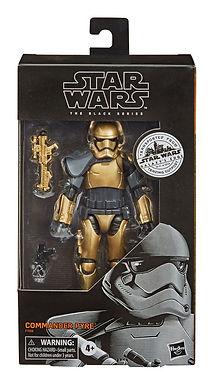 Star Wars Galaxy's Edge Black Series Action Figure 2020 Commander Pyre 15 cm
