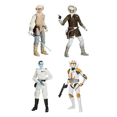 Black Series Archive Collection 2021 Wave 1