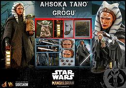 1:6 Ahsoka Tano and Grogu  – The Mandalorian