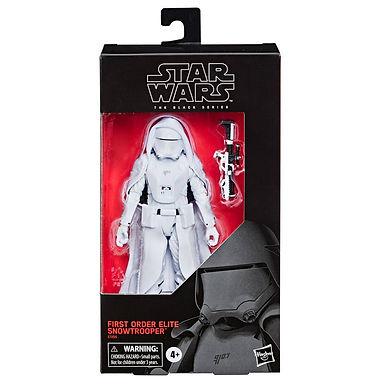 Star Wars Black Series Action Figure First Order Elite Snowtrooper