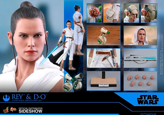 1:6 REY AND D-O