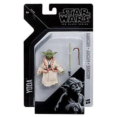 Star Wars Black Series Archive Action Figure Yoda