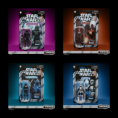 Star Wars The Vintage Collection Gaming Greats Full Wave