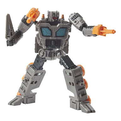 Transformers Generations War for Cybertron: Earthrise Deluxe 2020 Fasttrack