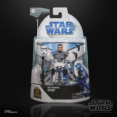 Star Wars Black Series Clone Wars ARC Trooper Echo