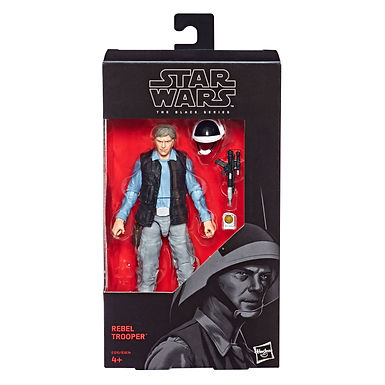 Star Wars Black Series Action Figure Rebel Trooper