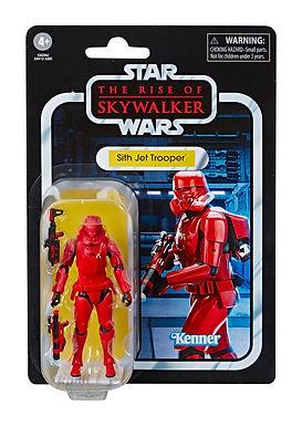 Star Wars Vintage Collection Action Figure Sith Jet Trooper (Episode IX)