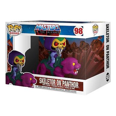 Masters of the Universe POP! Rides Vinyl Figure Skeletor on Panthor 18 cm
