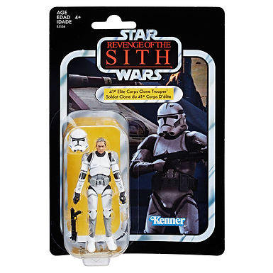 Star Wars EP II Vintage Collection 41st Elite Corps Clone Trooper