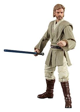 Star Wars Black Series Action Figure Wave 25 Obi-Wan Kenobi (Jedi Knight)