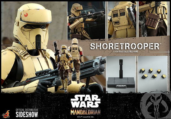 Hot Toys 1:6 Shoretrooper