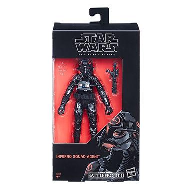 Star Wars Battlefront II Black Series Action Figure 2018 Inferno Squad Agent