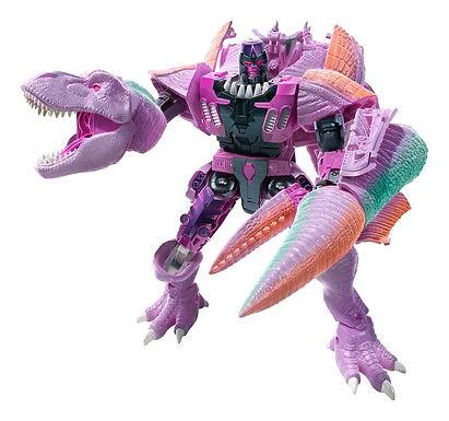 Transformers Generations War for Cybertron: Kingdom Leader 2021 Megatron Beast