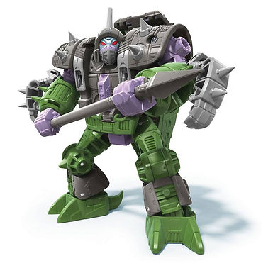 Transformers Generations War for Cybertron: Earthrise Quintesson Allicon