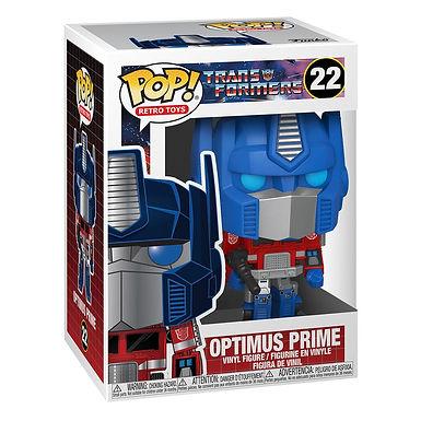 Transformers POP! Movies Vinyl Figure Optimus Prime 9 cm