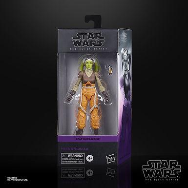 Star Wars Rebels Black Series Action Figure Hera Syndulla