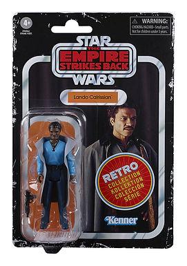 Star Wars Episode V Retro Collection Action Figure Lando Calrissian