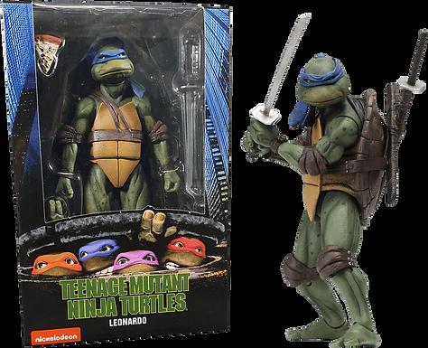 Teenage Mutant Ninja Turtles Leonardo figure 18cm