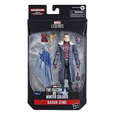 Marvel Legends Series Baron Zemo (The Falcon and the Winter Soldier)