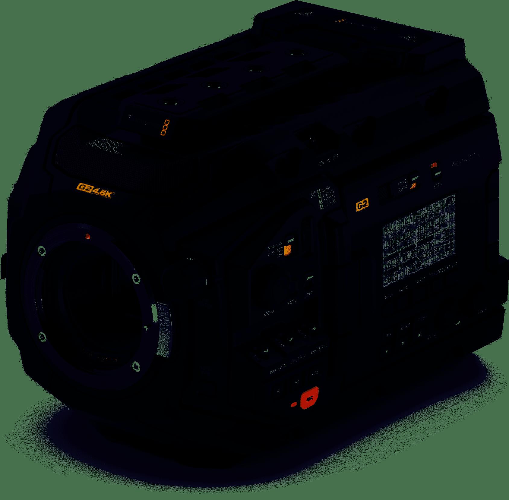URSA MINI Pro 4.6K EF G2