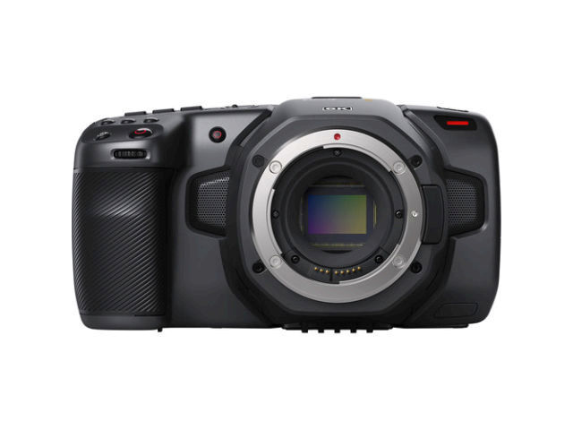 Blackmagic Design Pocket Cinema Camera 6