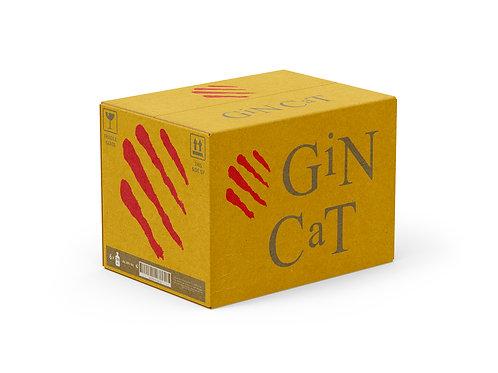 Gin Cat - 750 ml - Caixa de 6 u.
